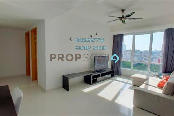 For Rent Condominium at Verticas Residensi, Bukit Ceylon Freehold Fully Furnished 2R/2B 3.9k