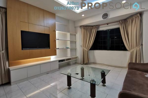 Condominium For Sale in Kelana Parkview, Kelana Jaya Freehold Semi Furnished 3R/2B 538k