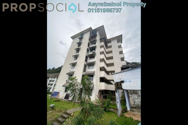 Condominium For Sale in Desa View Towers, Melawati Freehold Unfurnished 3R/2B 270k