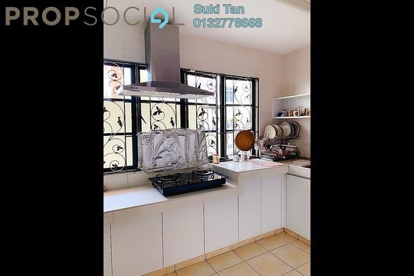Terrace For Sale in Flora Impian, Segambut Freehold Semi Furnished 5R/6B 1.64m