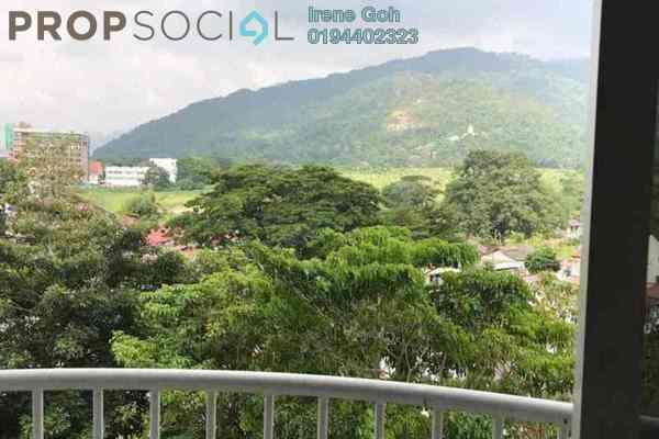 For Sale Condominium at Taman Kristal, Tanjung Tokong Freehold Unfurnished 3R/2B 400k
