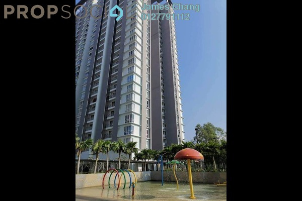 Condominium For Rent in Vina Versatile Homes, Cheras South Freehold Semi Furnished 3R/2B 1.2k