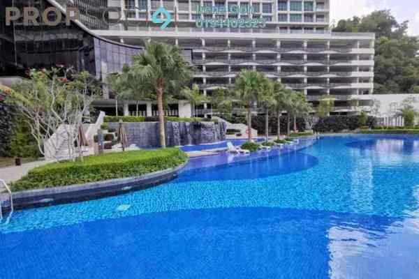 Condominium For Sale in Eco Terraces, Paya Terubong Freehold unfurnished 3R/2B 880k