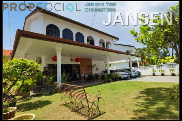 Bungalow For Sale in Minden Heights, Gelugor Freehold Fully Furnished 6R/2B 3.8m