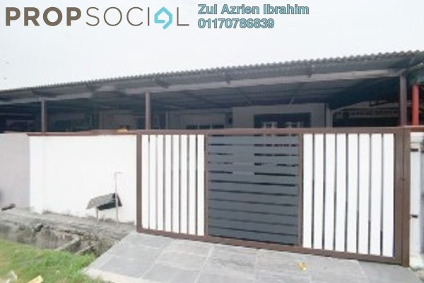 Terrace For Sale in Taman Intan, Klang Freehold Unfurnished 3R/2B 360k
