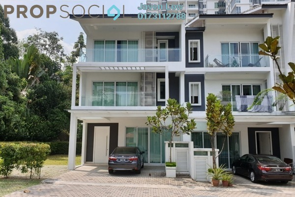 For Sale Terrace at Scenaria, Segambut Freehold Unfurnished 7R/8B 2.76m