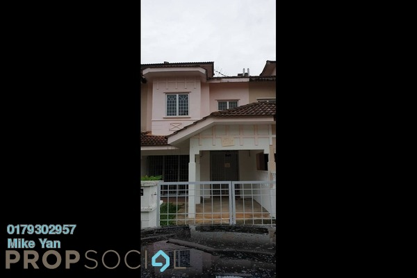 For Rent Terrace at Saujana Utama 2, Sungai Buloh Freehold Unfurnished 4R/3B 1k