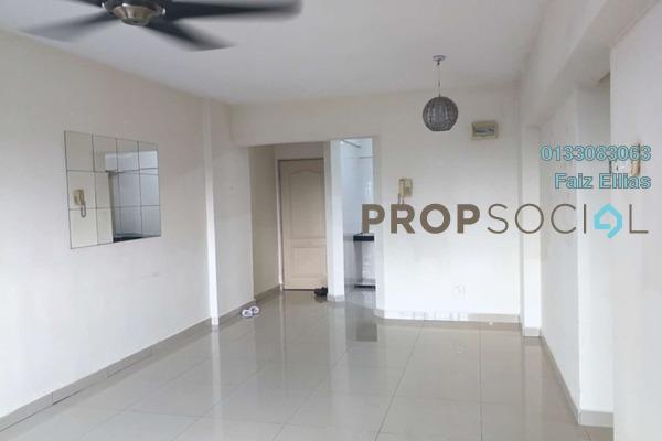 Condominium For Rent in Sentul Utama Condominium, Sentul Freehold Unfurnished 3R/2B 1.2k
