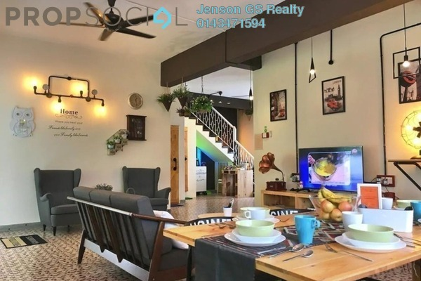 Villa For Sale in Bukit Jalil Golf & Country Resort, Bukit Jalil Freehold Semi Furnished 4R/3B 1.1m