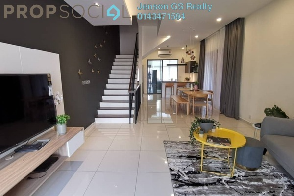 Villa For Sale in Technology Park Malaysia, Bukit Jalil Freehold Semi Furnished 3R/3B 1.33m