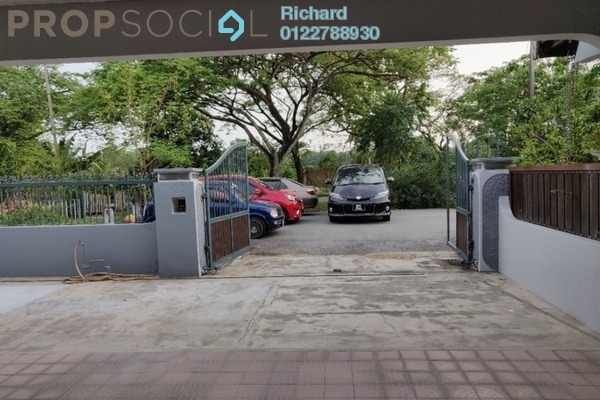 Terrace For Rent in Section 17, Shah Alam Freehold Semi Furnished 3R/3B 1.8k