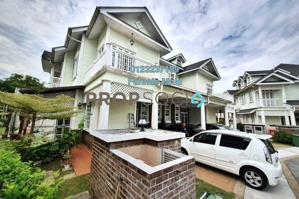 For Sale Semi-Detached at Precinct 18, Putrajaya Freehold Semi Furnished 6R/5B 1.9m