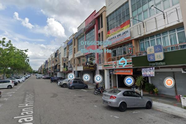 Shop For Rent in Taman Desa Tebrau, Tebrau Freehold Semi Furnished 0R/4B 3.65k
