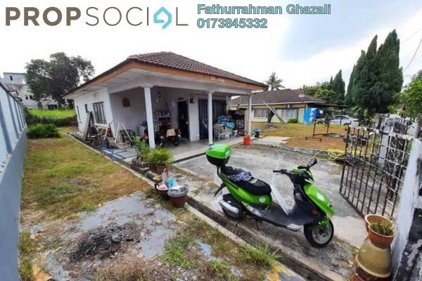 Bungalow For Sale in Desa Subang Permai, Subang Freehold Unfurnished 3R/2B 700k