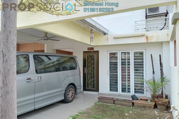 Terrace For Sale in Setia Impian, Setia Alam Freehold Fully Furnished 4R/3B 630k