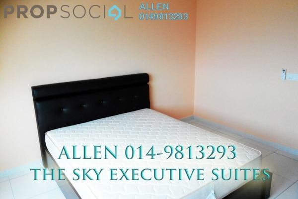 Condominium For Sale in The Sky Executive Suites, Bukit Indah Freehold Fully Furnished 3R/3B 718k
