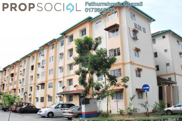 Apartment For Sale in Indera Subang, UEP Subang Jaya Freehold Unfurnished 3R/2B 270k
