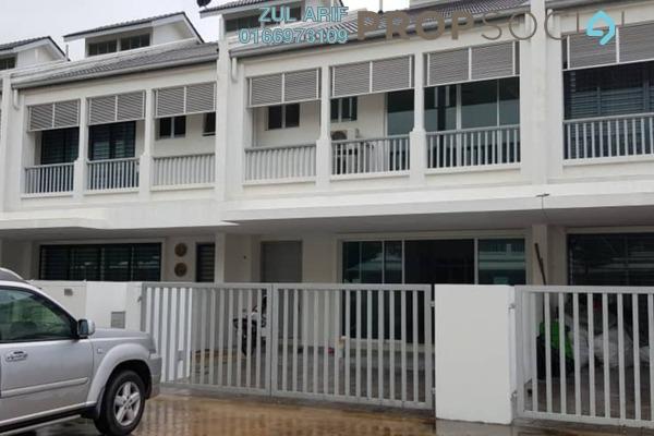 For Rent Terrace at Perennia, Bandar Rimbayu Freehold Semi Furnished 4R/4B 1.5k