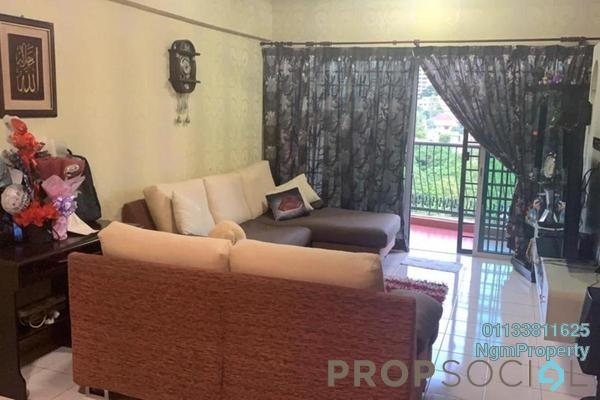 Apartment For Sale in Mandy Villa, Segambut Freehold Fully Furnished 3R/2B 330k