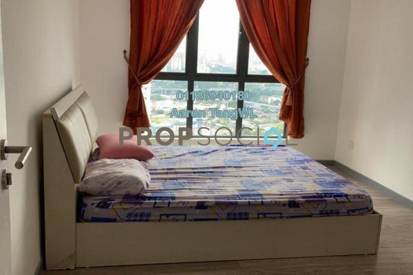 For Rent Condominium at United Point Residence, Segambut Freehold Fully Furnished 3R/2B 2k