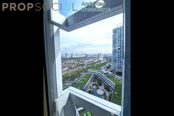 Serviced Residence For Rent in Eco Business Park I, Johor Bahru Freehold Semi Furnished 2R/2B 1.5k