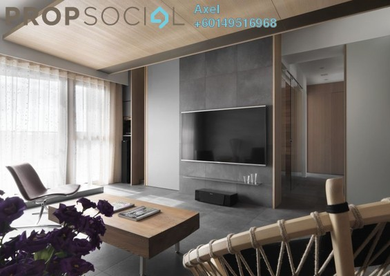 Condominium For Sale in Bukit Tiara, Cheras Freehold Fully Furnished 3R/3B 529k