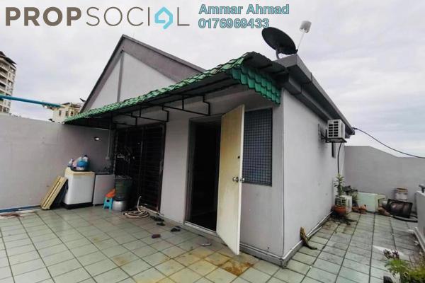 Duplex For Sale in Sri Ledang, Wangsa Maju Freehold Semi Furnished 4R/2B 575k