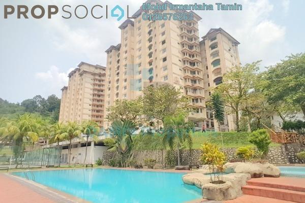 Condominium For Sale in Villa Duta, Bukit Antarabangsa Freehold Semi Furnished 3R/2B 330k