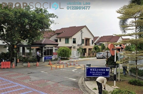 Terrace For Sale in Putra Avenue, Putra Heights Freehold Semi Furnished 4R/3B 774k