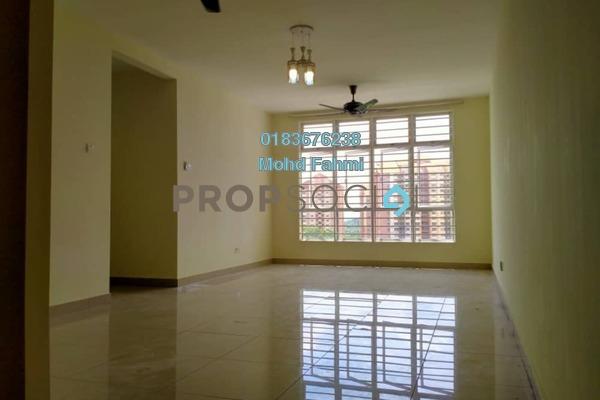 Apartment For Rent in Precinct 8, Putrajaya Freehold Unfurnished 3R/2B 1.2k