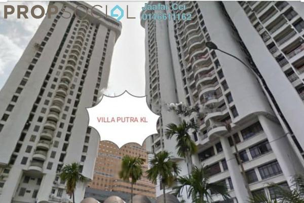 Condominium For Sale in Villa Putera, Putra Freehold semi_furnished 4R/3B 750k