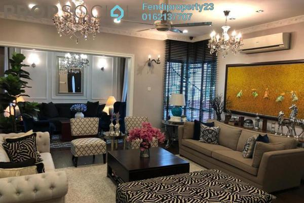 Semi-Detached For Sale in Kota Harmoni, Shah Alam Freehold Fully Furnished 6R/6B 2.4m