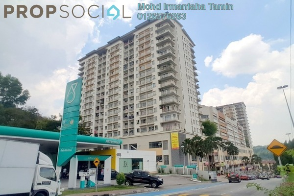 Condominium For Rent in Park Avenue, Damansara Damai Freehold semi_furnished 3R/2B 1.2k