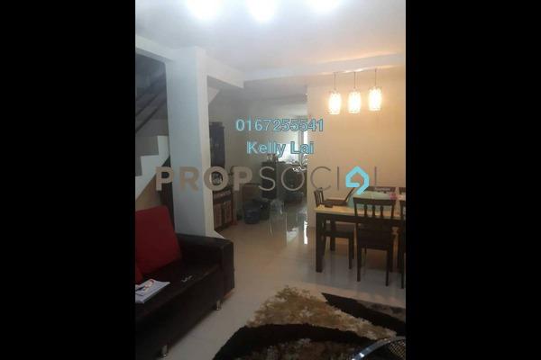 Terrace For Sale in Taman Kok Lian, Jalan Ipoh Freehold Semi Furnished 2R/2B 420k
