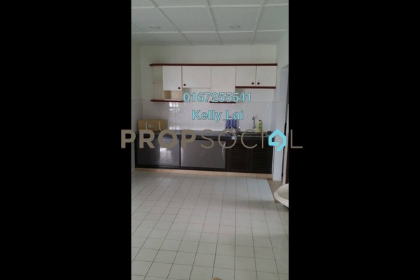 Apartment For Sale in Desa Dua, Kepong Freehold Semi Furnished 3R/2B 260k