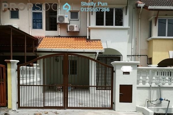 Terrace For Rent in BK5, Bandar Kinrara Freehold Semi Furnished 4R/3B 1.6k