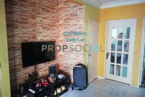 For Sale Terrace at SD8, Bandar Sri Damansara Freehold Semi Furnished 4R/3B 850k
