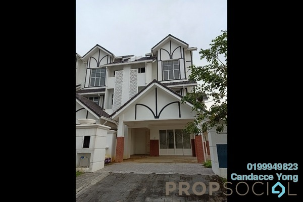 Link For Sale in Anjung Sari, Setia Alam Freehold Unfurnished 5R/5B 1.35m