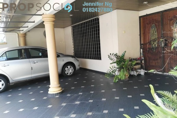Terrace For Sale in USJ 3, UEP Subang Jaya Freehold Semi Furnished 4R/4B 1.5m