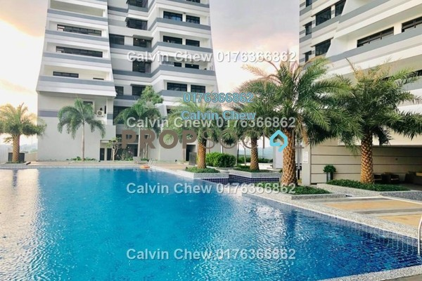 Serviced Residence For Sale in The Meridin @ Medini, Medini Freehold Unfurnished 1R/0B 236k
