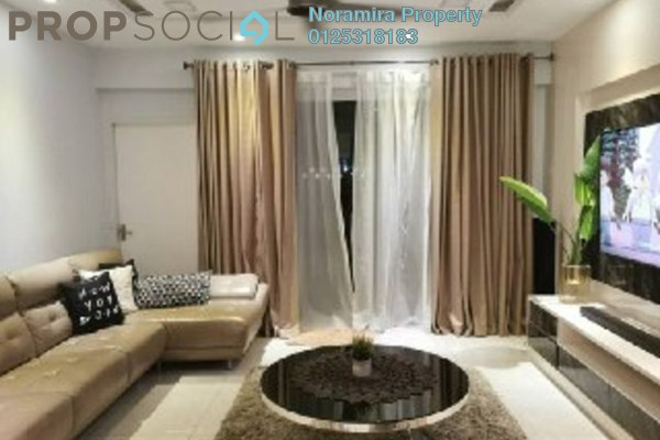 For Sale Condominium at Reizz Residence, Jalan Ampang Freehold Unfurnished 4R/2B 500k