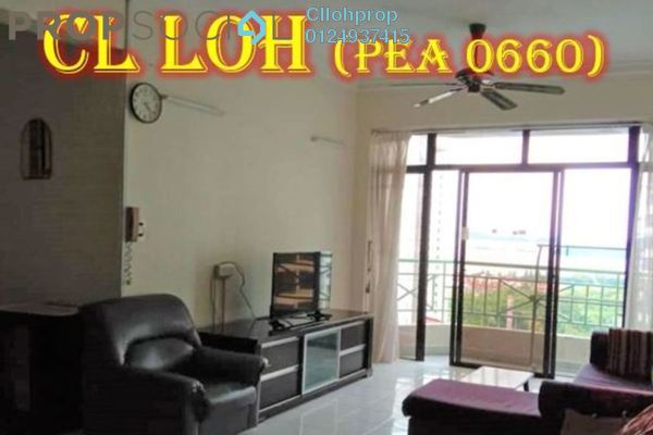 Condominium For Sale in Sunny Ville, Batu Uban Freehold Semi Furnished 2R/2B 345k