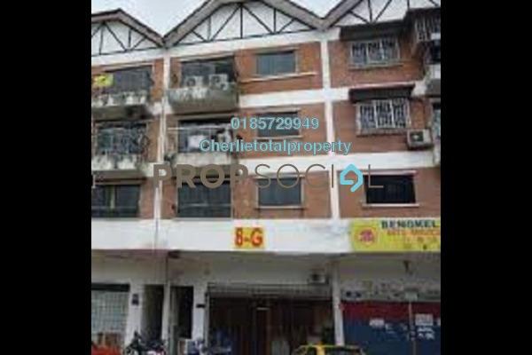For Rent Apartment at SL11, Bandar Sungai Long Freehold Unfurnished 3R/2B 650translationmissing:en.pricing.unit