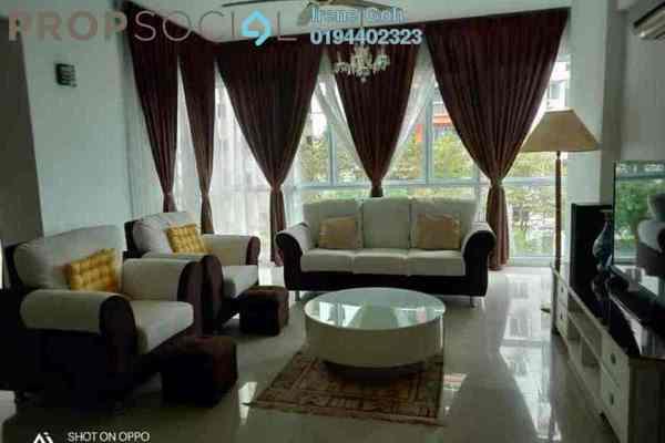 Condominium For Rent in The Uban Residence, Batu Uban Freehold Fully Furnished 4R/3B 3.3k