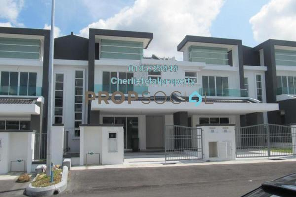 For Rent Terrace at Tiara East, Semenyih Freehold Semi Furnished 4R/3B 1.1k