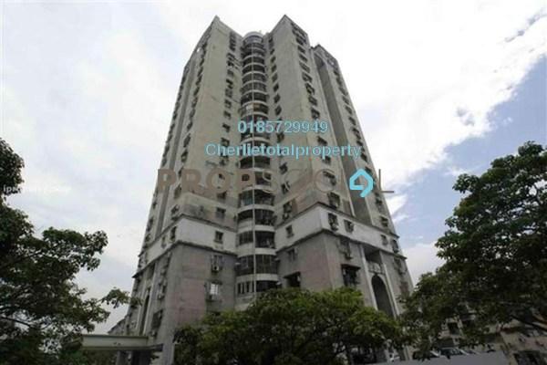 For Rent Condominium at Pandan Height, Pandan Perdana Freehold Fully Furnished 3R/2B 1.2k