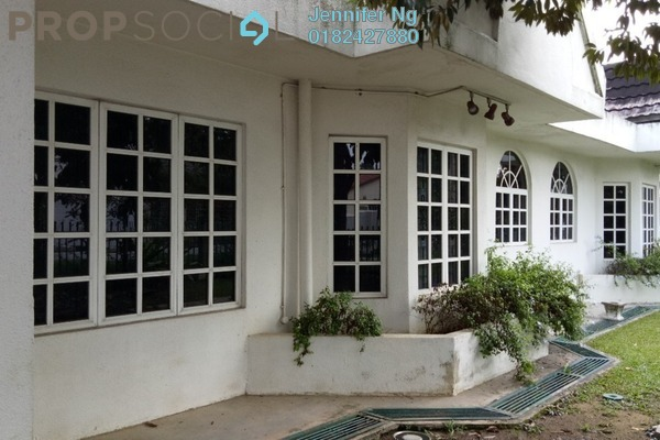 Bungalow For Sale in Section 11, Petaling Jaya Freehold Semi Furnished 4R/5B 3.75m
