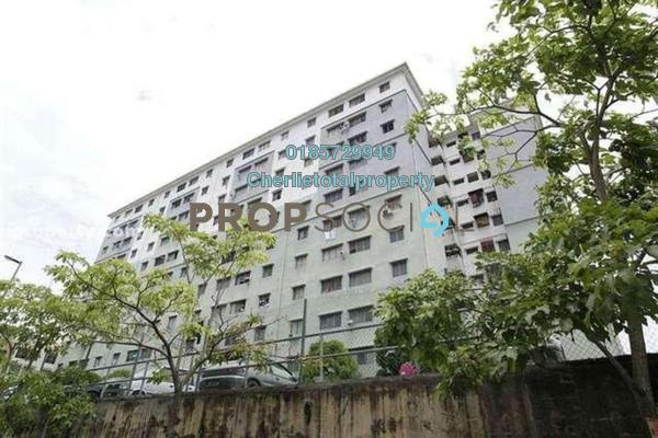 For Rent Apartment at Damai Apartment, Tropicana Freehold Unfurnished 3R/2B 650translationmissing:en.pricing.unit