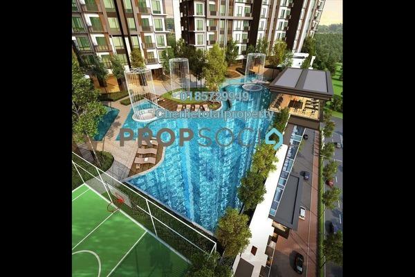 For Rent Apartment at Residensi Seri Wahyu, Jalan Ipoh Freehold Unfurnished 3R/2B 900translationmissing:en.pricing.unit