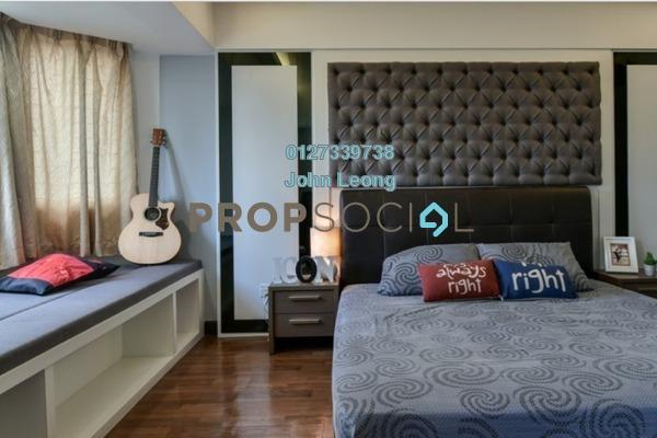 For Sale Condominium at Shang Villa, Kelana Jaya Freehold Semi Furnished 3R/2B 515k